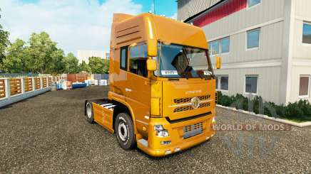 Dongfeng DFL 4181 v2.0 for Euro Truck Simulator 2