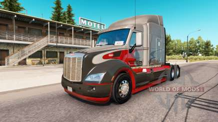 Kit for Peterbilt 579 tractor for American Truck Simulator
