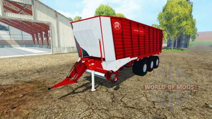 Lely Tigo XR 100D v3.0 for Farming Simulator 2015