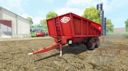 Orenge ORMTP 120 for Farming Simulator 2015