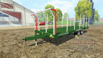 TF di Fattori 1140 PB multicolor for Farming Simulator 2015
