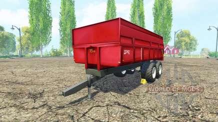 Teko 15T for Farming Simulator 2015