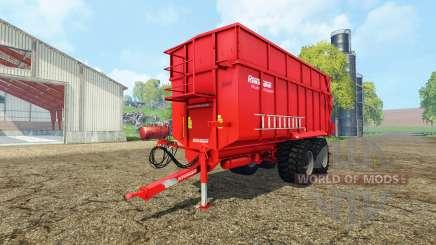 Krampe trailer for Farming Simulator 2015