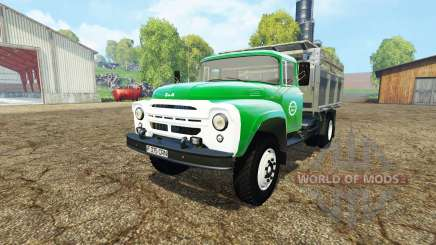 ZIL MMZ 555 v3.0 for Farming Simulator 2015