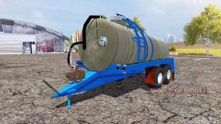 Fortschritt HTS 100.27 v2.1 for Farming Simulator 2013