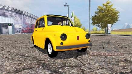 Fiat 500 (110) for Farming Simulator 2013