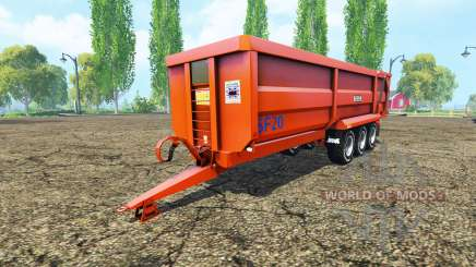 Richard Weston SF20 for Farming Simulator 2015