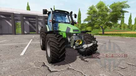 Deutz-Fahr Agrotron 120 Mk3 v1.2 for Farming Simulator 2017