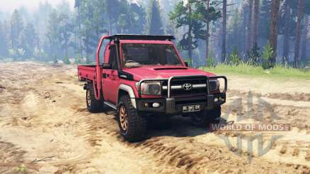 Toyota Land Cruiser 70 (J79) for Spin Tires