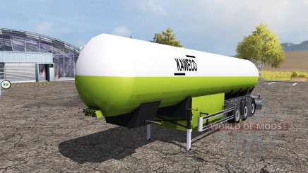 Kaweco tank manure for Farming Simulator 2013