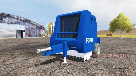 Ford 551 v2.0 for Farming Simulator 2013