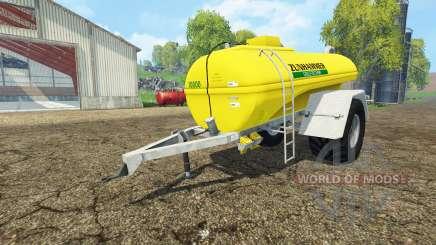 Zunhammer TS 10000 KE for Farming Simulator 2015