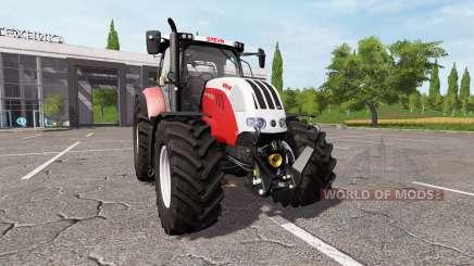 Steyr 6150 CVT for Farming Simulator 2017