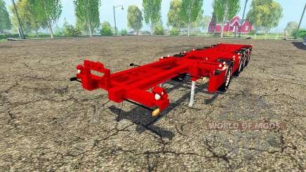 Container trailer for Farming Simulator 2015
