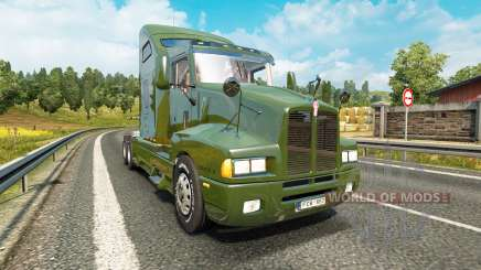 Kenworth T600 for Euro Truck Simulator 2