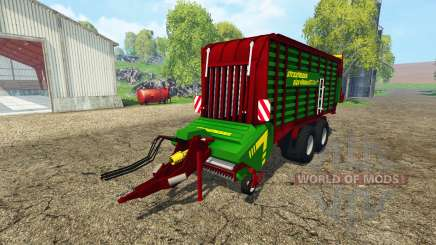 Strautmann Giga-Trailer III DO Dou plus for Farming Simulator 2015