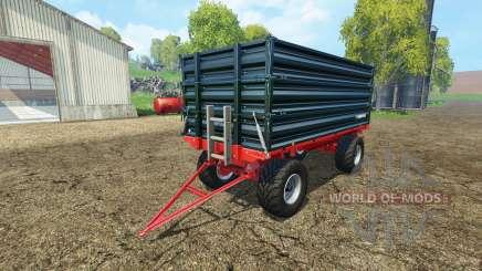 Farmtech ZDK v1.1 for Farming Simulator 2015