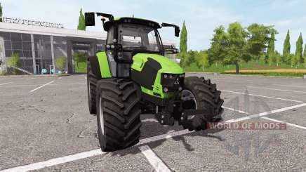 Deutz-Fahr 5110 TTV v6.5.8 for Farming Simulator 2017
