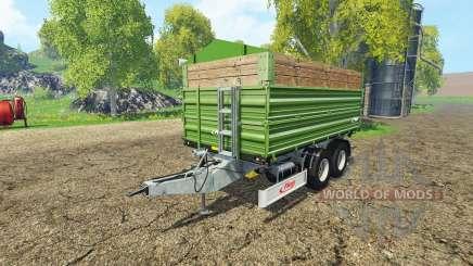 Fliegl TDK 255 v1.2.1 for Farming Simulator 2015