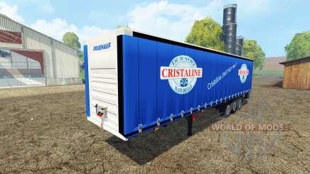 Fruehauf Cristaline for Farming Simulator 2015