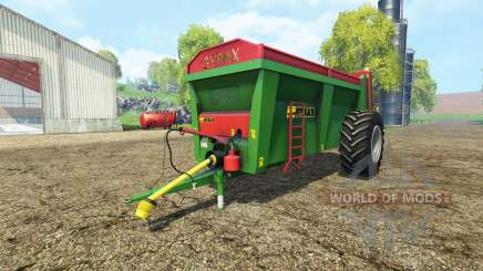 Gyrax EBMX 155 for Farming Simulator 2015