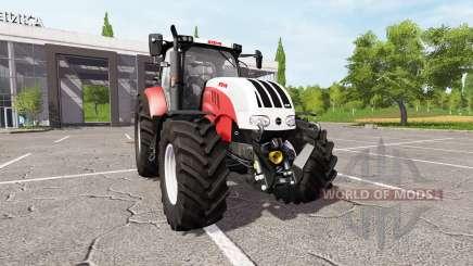 Steyr 6180 CVT for Farming Simulator 2017