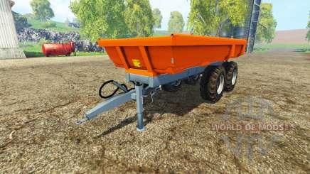 Laumetris PTL 10 for Farming Simulator 2015