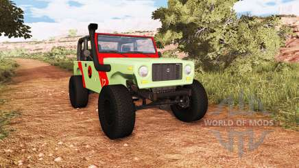 Ibishu Hopper V8 engine v1.221 for BeamNG Drive