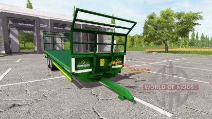Broughan 28Ft autoload for Farming Simulator 2017