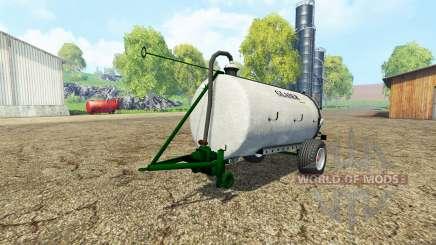 Glaser 3100l for Farming Simulator 2015