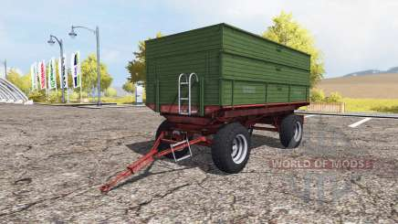Krone Emsland v2.0 for Farming Simulator 2013