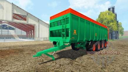 Aguas-Tenias ESP-TAT26 for Farming Simulator 2015