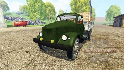 GAZ 51A for Farming Simulator 2015