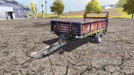 Manure spreader for Farming Simulator 2013
