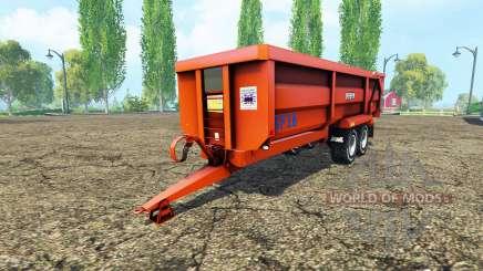 Richard Weston SF16 for Farming Simulator 2015