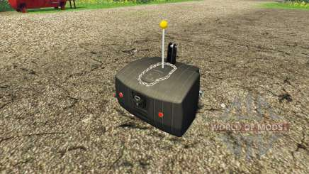 Weight Sonstige for Farming Simulator 2015