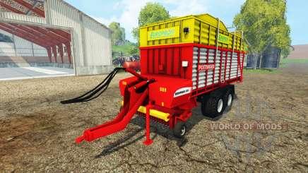 POTTINGER Europrofi 5000 for Farming Simulator 2015