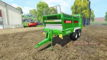 BERGMANN TSW 4190 S v2.0 for Farming Simulator 2015