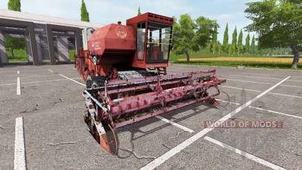 KPC Yenisei 1200 for Farming Simulator 2017