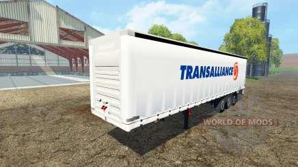 Fruehauf Transalliance for Farming Simulator 2015