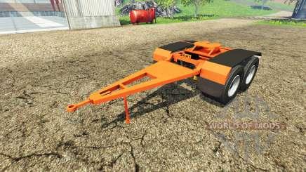 Roadwest Dolly v1.1 for Farming Simulator 2015