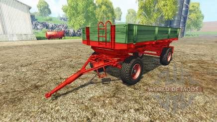 Krone Emsland v3.1 for Farming Simulator 2015