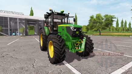 John Deere 6135M v1.5.5 for Farming Simulator 2017