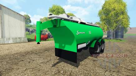 Samson SG 23 for Farming Simulator 2015