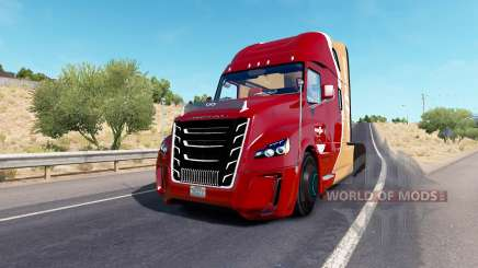 Freightliner Inspiration for American Truck Simulator
