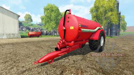 Marshall ST2550 for Farming Simulator 2015