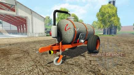 Kaweco 6000l for Farming Simulator 2015