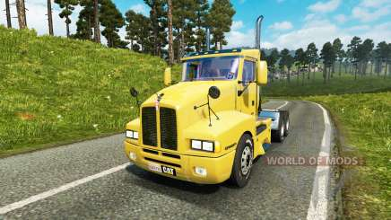 Kenworth T600 Day Cab for Euro Truck Simulator 2