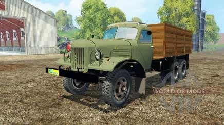 ZiS 151 for Farming Simulator 2015