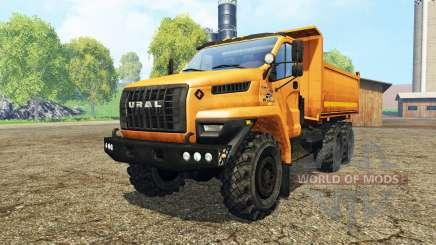 Ural 5557-6121-74 Next for Farming Simulator 2015